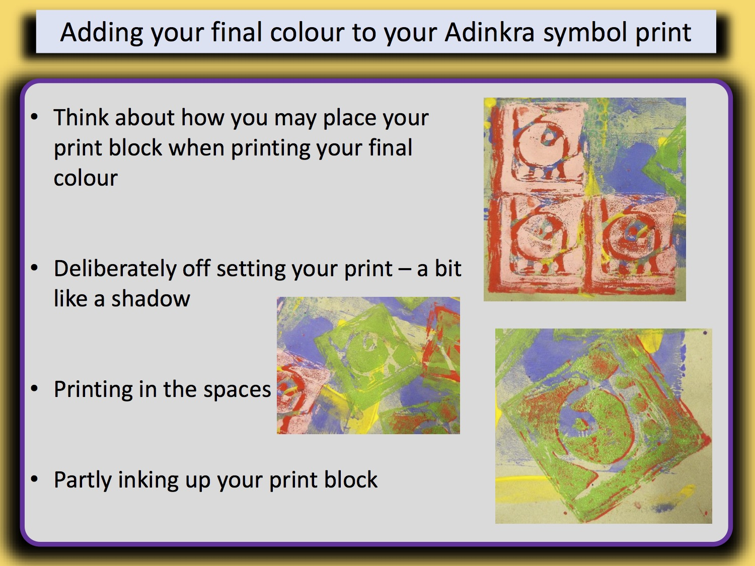 Adinkra Symbols slide copy