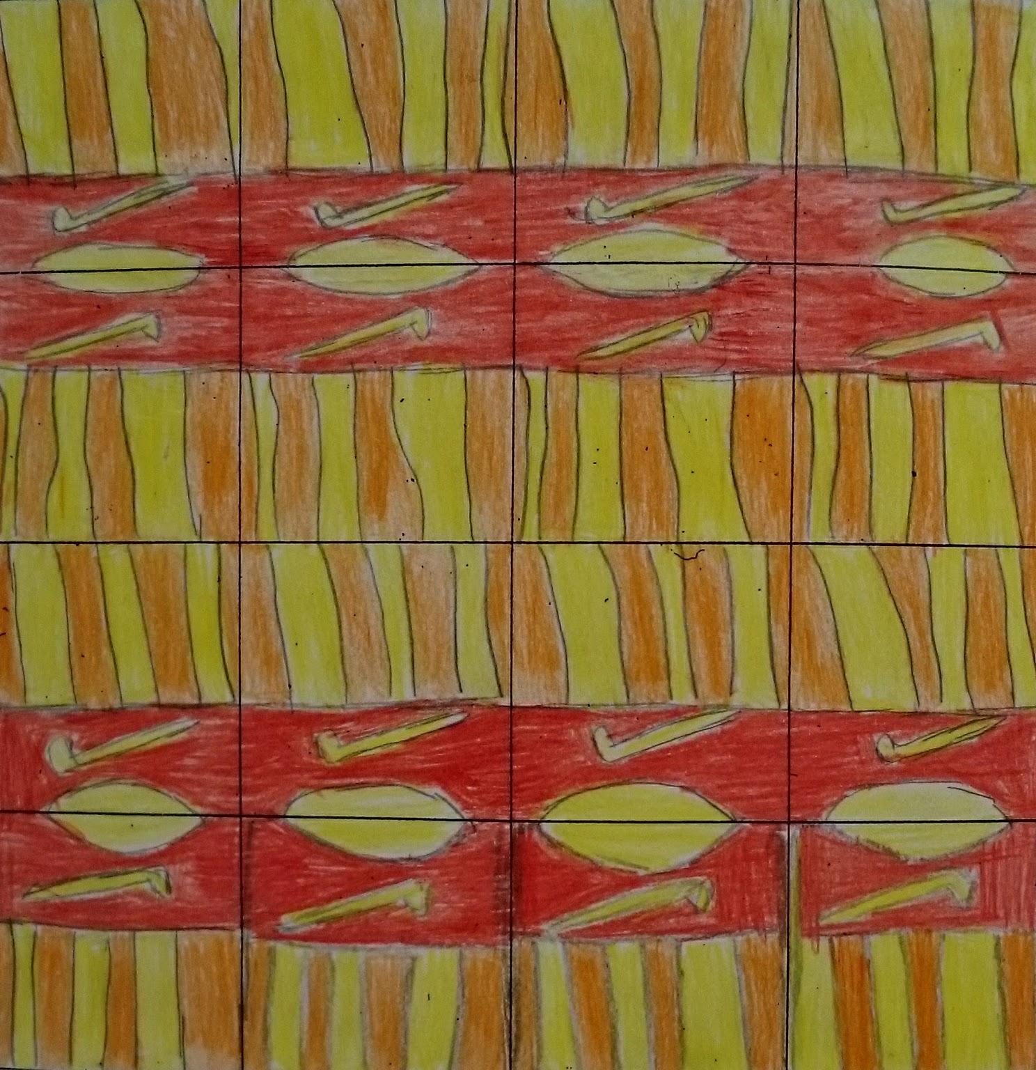 Pattern design lesson ks3