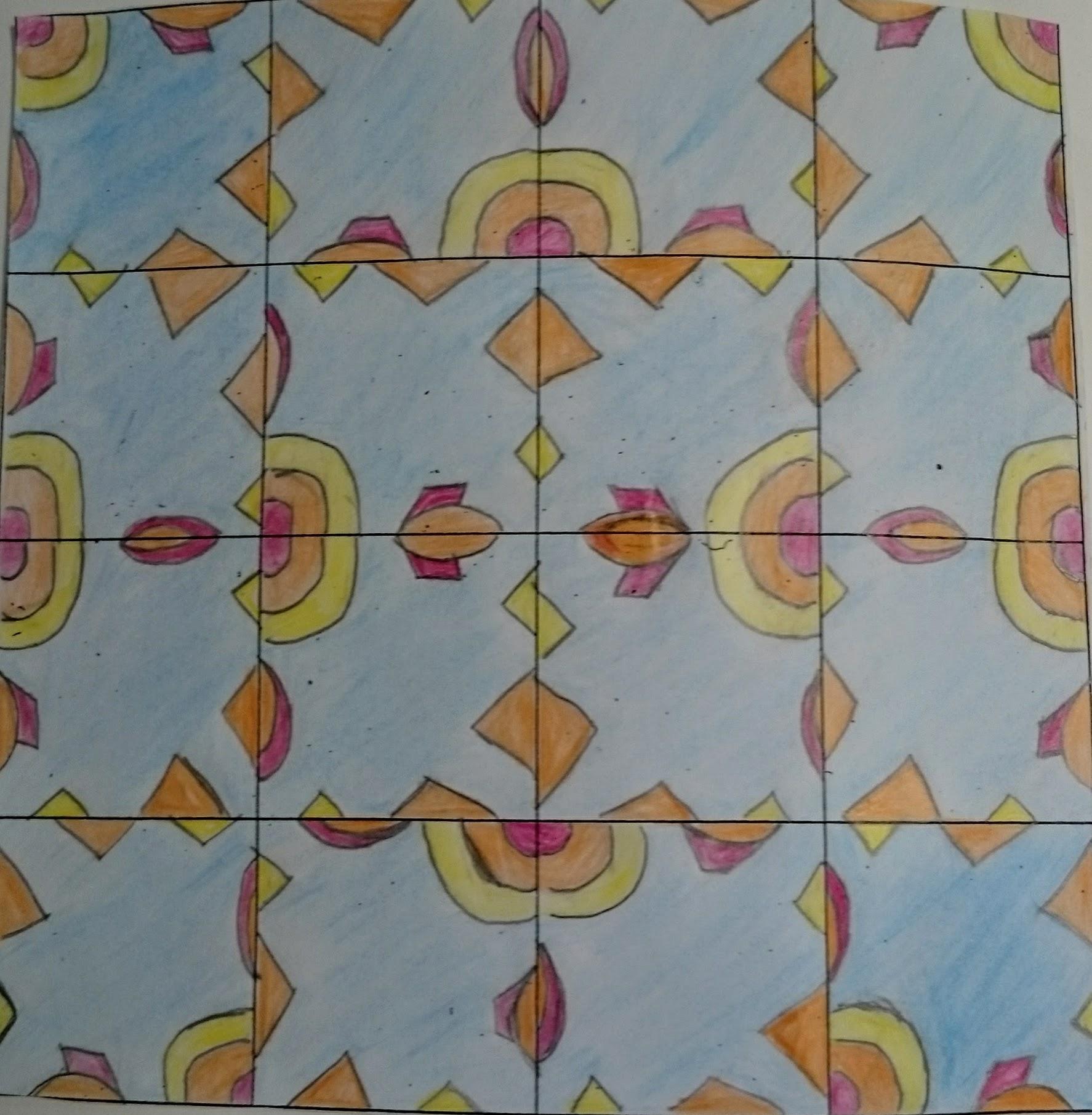 Pattern design lessons