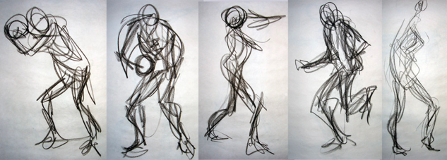 Drawing figures art lesson resources