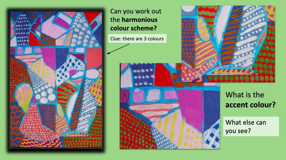 KS3 painting scheme of work still life