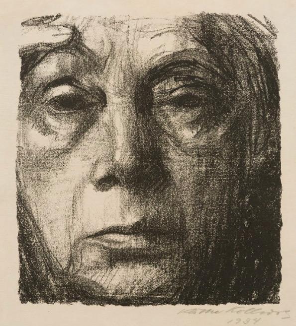 Käthe Kollwitz artist research lesson