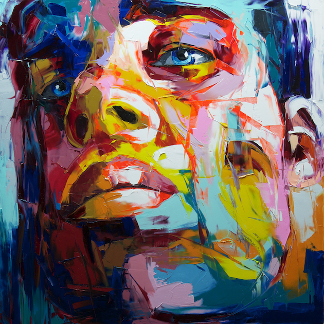 Francoise Nielly artist research untitled 741