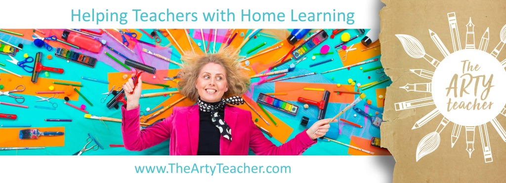 Useful art teacher websites - https://theartyteacher.com/