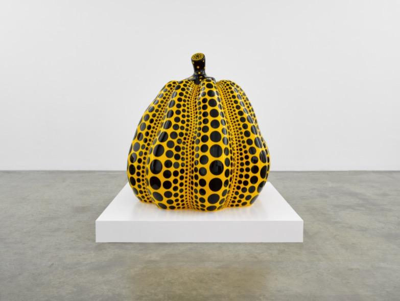 Yayoi Kusama – Pumpkin, 2018