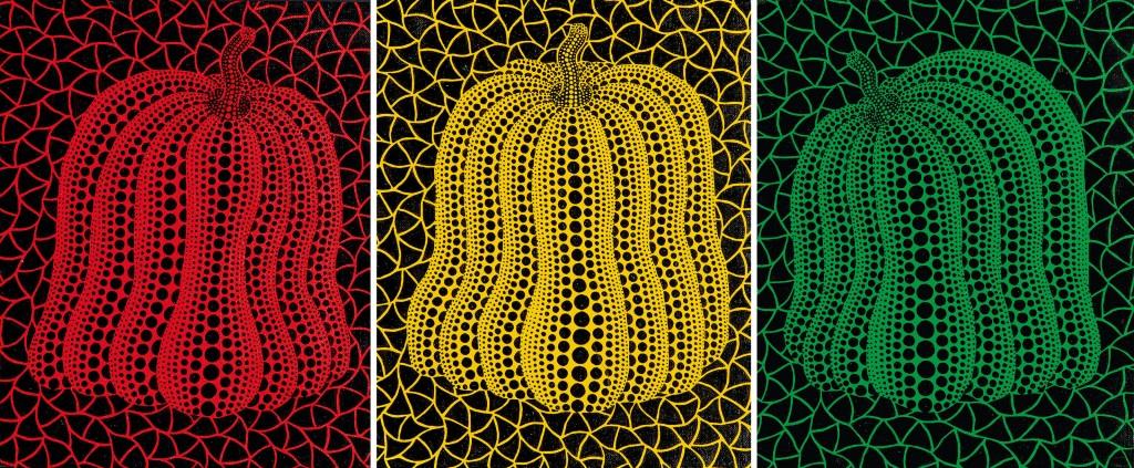Yayoi Kusama – Pumpkin, 2003